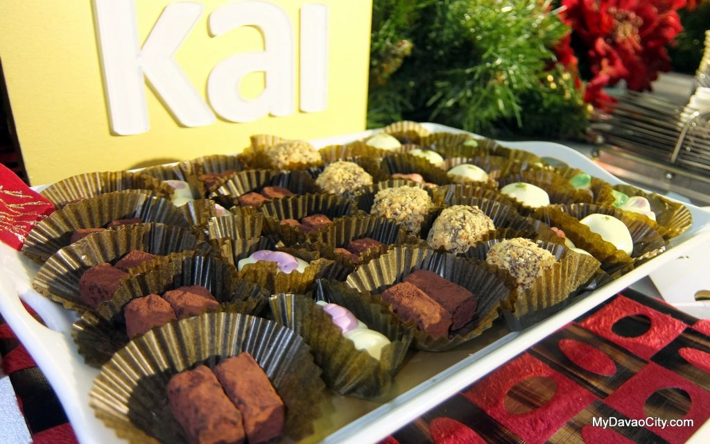 Kai Artisan Chocolates at the Davao Gourmet Collective Festive Food Holiday Market