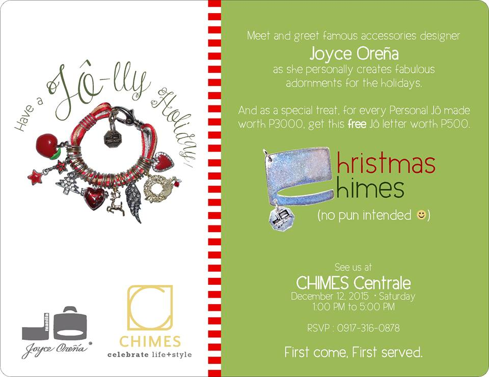 Jo Orena at Chimes Specialty Store