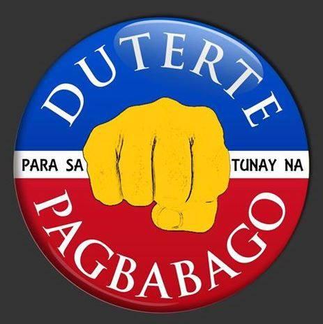 Duterte Para sa Tunay na Pagbabago