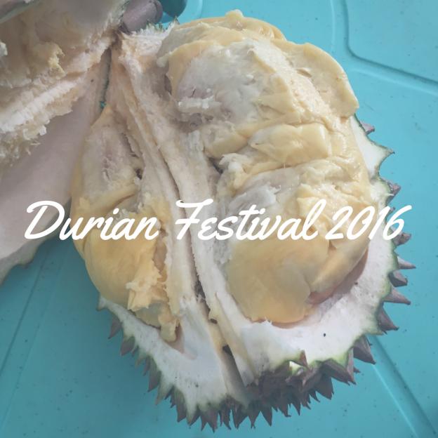 Durian Festival 2016