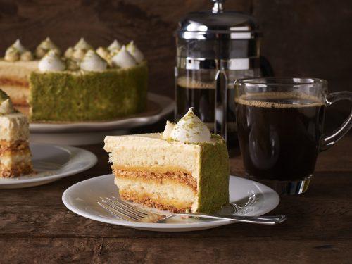 Lime Torte Cake by Starbucks