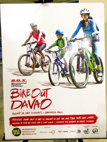 Bike Out Davao