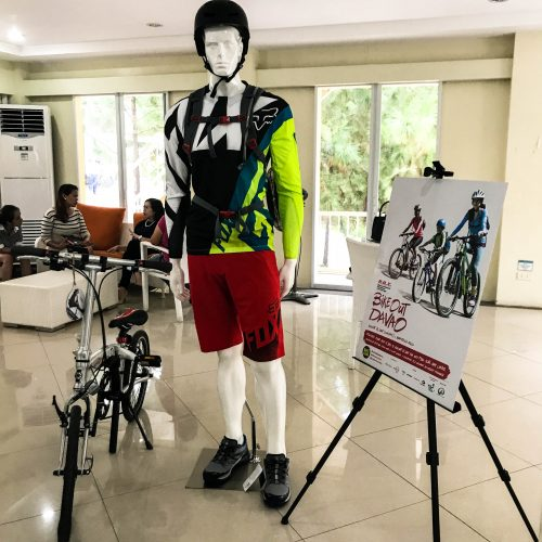Bike Out Davao Recommended Gear