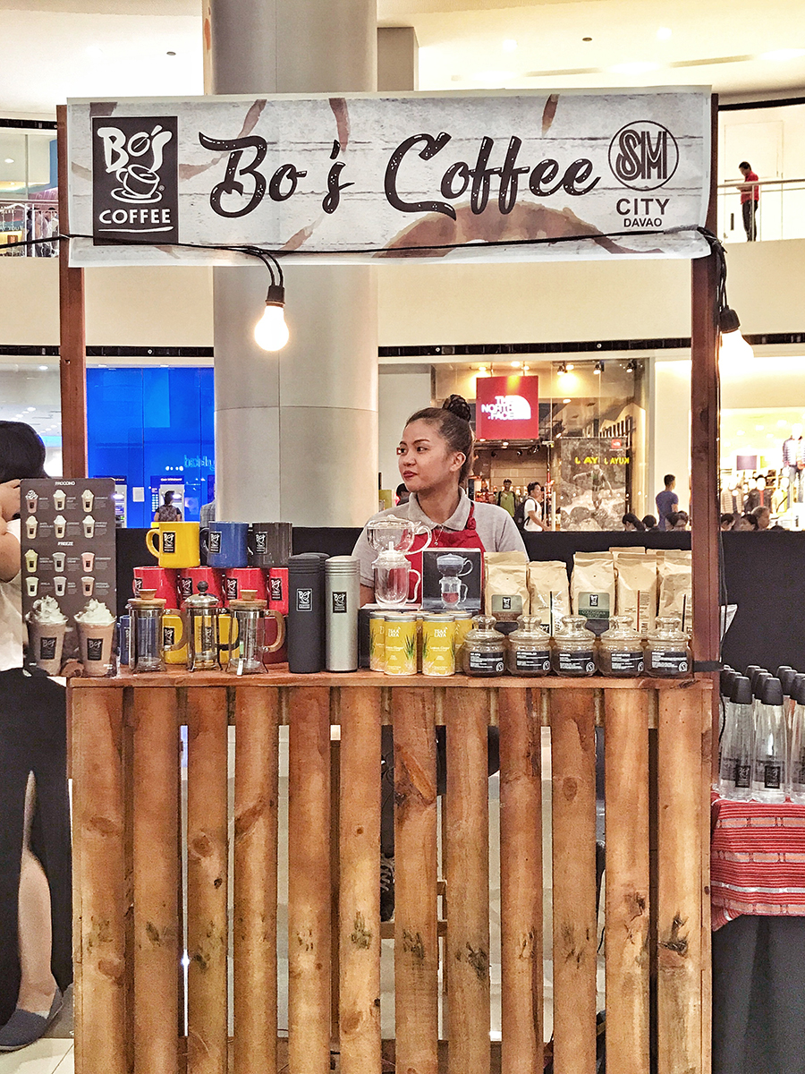 Bo's Coffee Club at the Music and Coffee Festival
