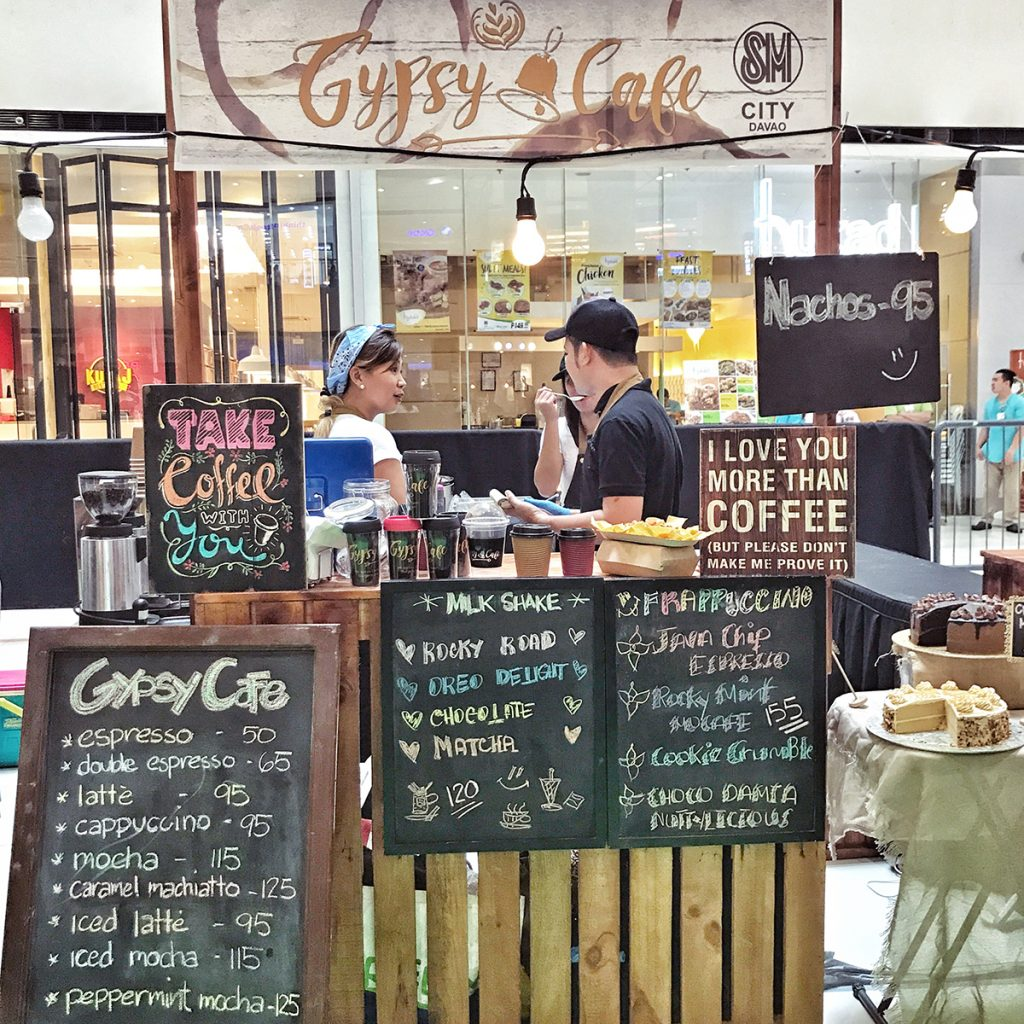 Gypsy Cafe at the Music and Coffee Festival