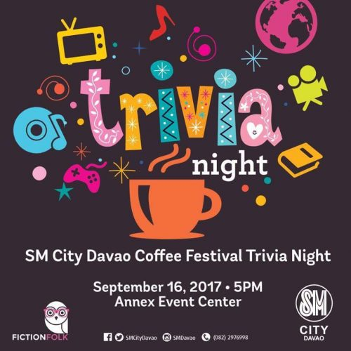 Music and Coffee Festival Trivia Night