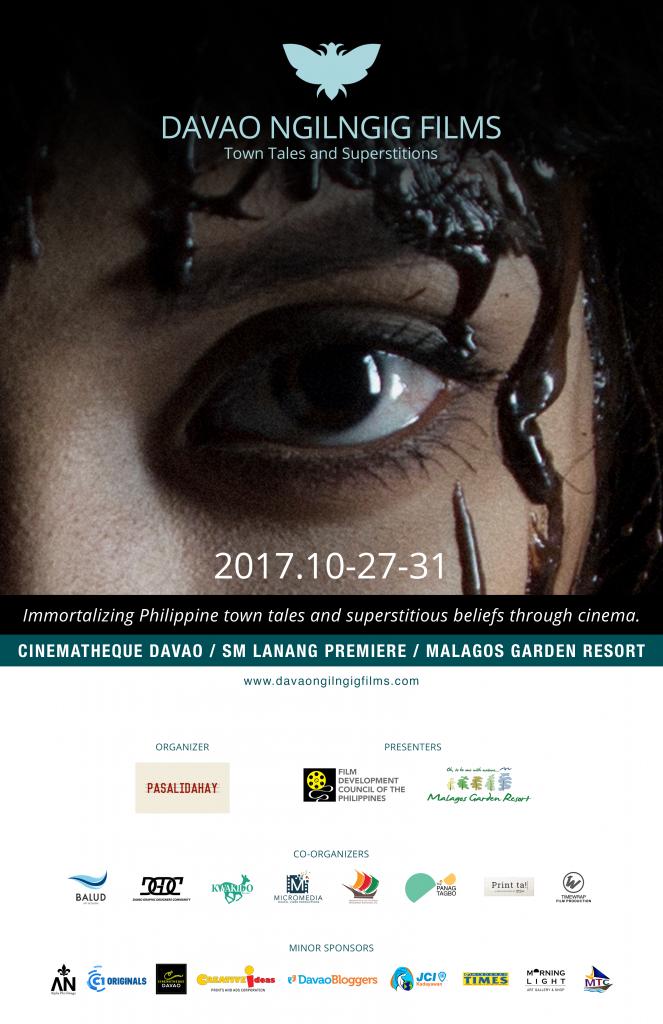 Davao Ngilngig Film Festival 2017