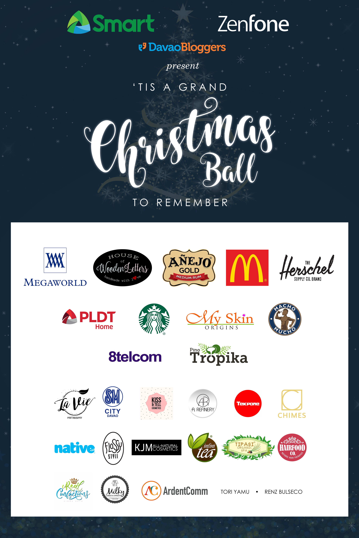 Davao Bloggers Grand Christmas Ball