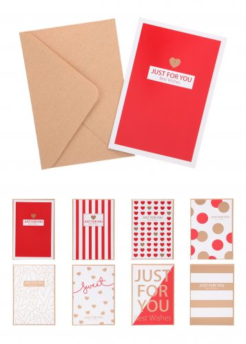 Valentine's Gift Ideas from Miniso Philippines Valentines Cards