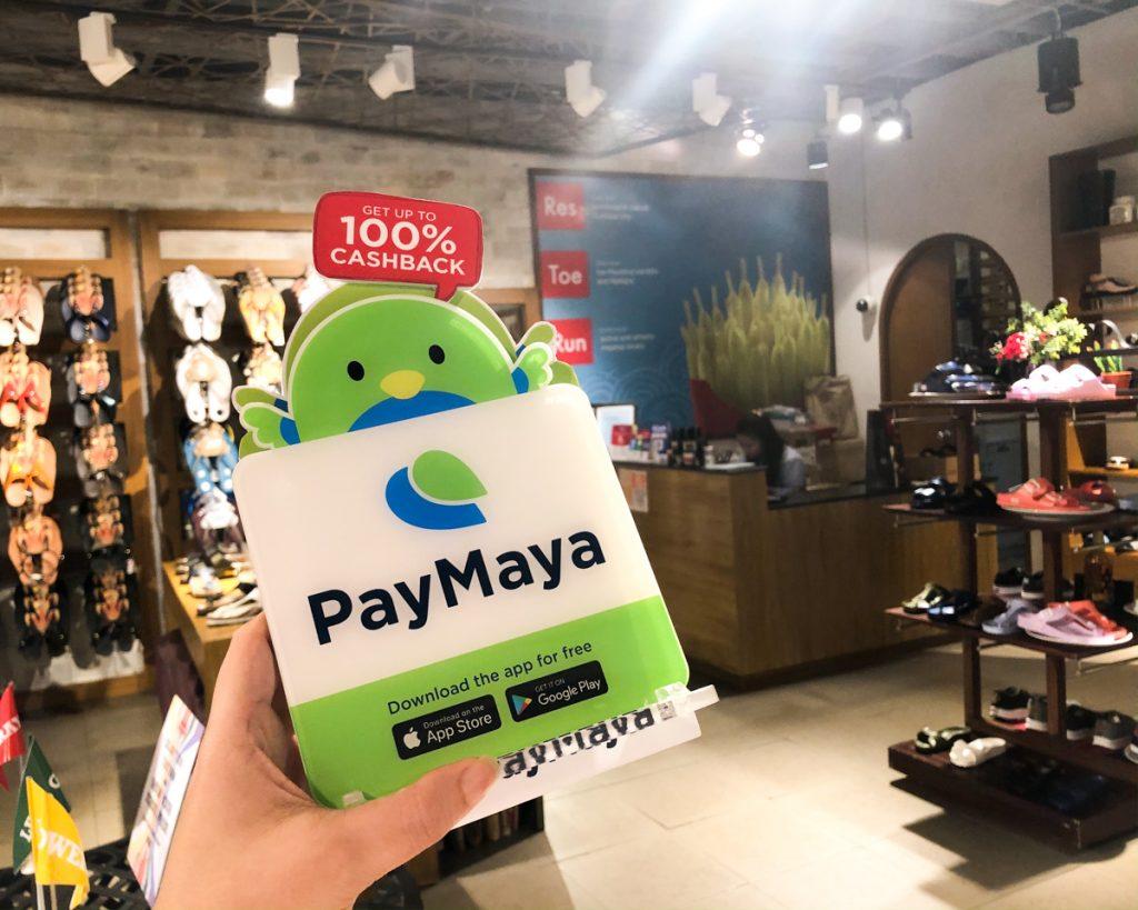 Shop with PayMaya at ResToeRun